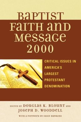 baptist faith and message